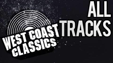 GTA V - West Coast Classics - All tracks - Radio
