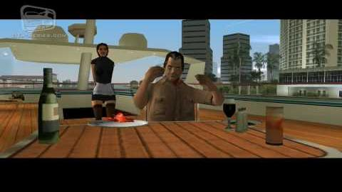 GTA Vice City - Walkthrough - Mission 7 - Treacherous Swine (HD)