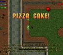 Pizza Cake!