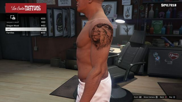 File:Tattoo Franklin Left Arm GTAV Lion.jpg