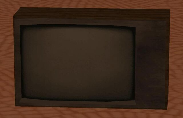 File:Brown Television (Buttonless).jpg