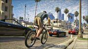 GTA V bike