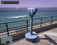 Telescope GTAV Pier