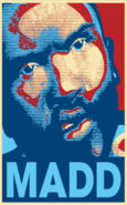 Madd poster