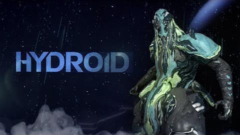 Warframe Profile - Hydroid