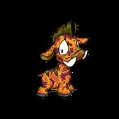 Camouflage Moehog