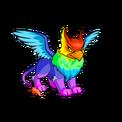 Eyrie rainbow