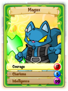Card thingy