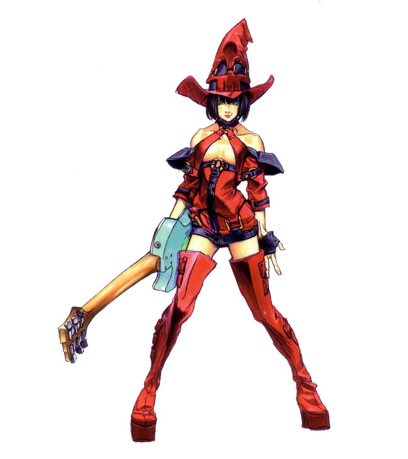 I-No/Image Gallery - Guilty Gear Wiki