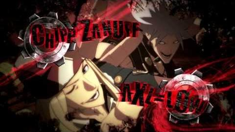 """GUILTY GEAR Xrd -SIGN-"" Arcade Version Opening"