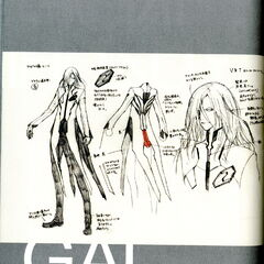 Gai (revived) Character Design