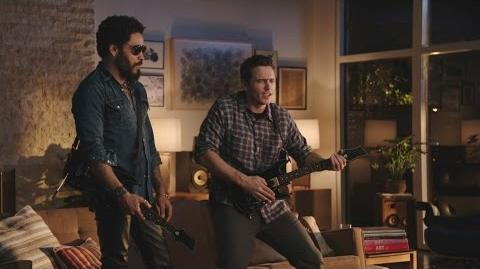 Official Guitar Hero Live® GHTV Trailer - I Am Lenny Kravitz