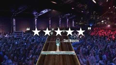 Official Guitar Hero® Live Accolades Trailer