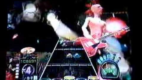 Guitar Hero III Suck My Kiss (Expert) 5* 100% FC