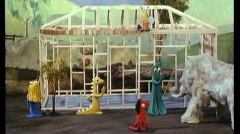 Gumby Adventures - Best In The Block