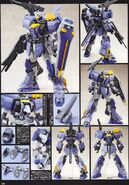 Duel Gundam MG 5