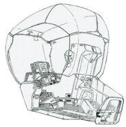 Hizack-cockpit