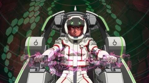 MOBILE SUIT GUNDAM UNICORN RE 0096-Episode 15 WAITING IN SPACE (ENG sub)