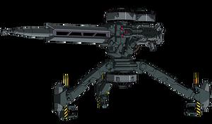 Big Gun Thunderbolt -ova