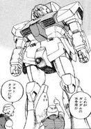 Gundam Submarine