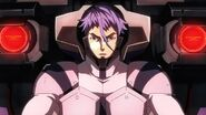 Gaelio inside Gundam Kimaris Vidar's cockpit