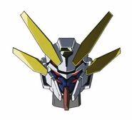 Gundam Harute - Marute System - Face