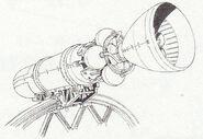 Jotunheim-thruster
