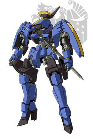Front (Ground Type, McGillis's Unit)