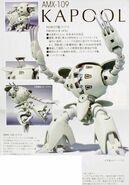 Robot Damashii AMX-109 Kapool