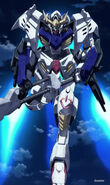 ASW-G-08 Gundam Barbatos (5th Form-Ground Type) - Wrench Mace (3)