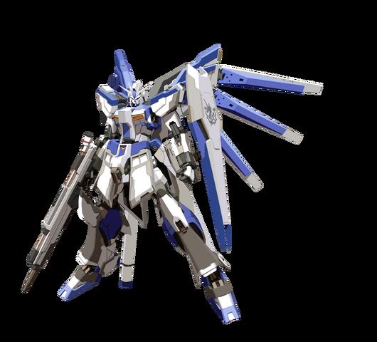 File:Gundam Templates - Hi-Nu Gundam.png