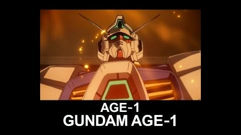 MSAG01 GUNDAM AGE-1(from Mobile Suit Gundam AGE)