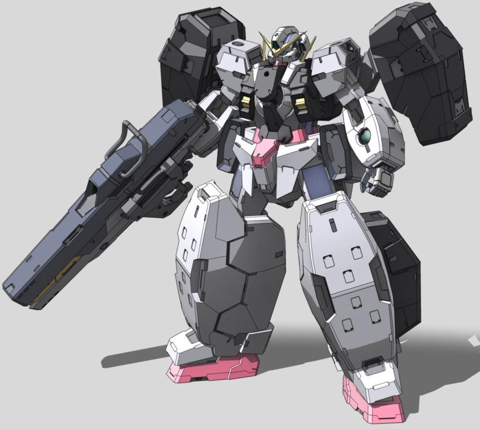 GN-005 德天使GUNDAM