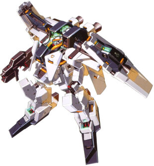 Front (Prototype Icarus Unit)