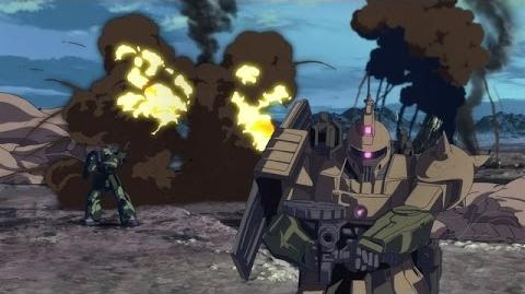MOBILE SUIT GUNDAM UNICORN RE 0096-Episode 11 BATTLE AT TORRINGTON (ENG sub)