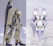 MSZ0063 StrikeZetaGundam - Pictures