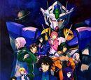 Mobile Suit Gundam 00 The Movie -A wakening of the Trailblazer