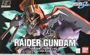 Hg seed-11 raider gundam