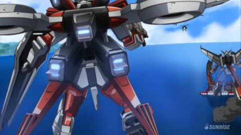384 MBF-M1+EF-24R M1 Astray Shrike (from Mobile Suit Gundam SEED Destiny)