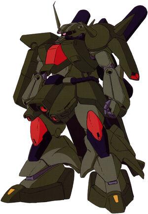 AMX-011S Zaku III Custom