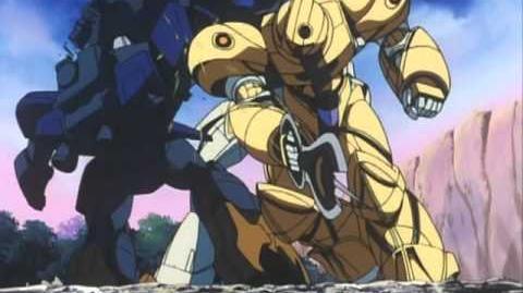 240 NRS-P701R Godwin (from Turn A Gundam)