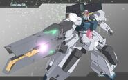 Seravee Gundam Double Bazooka Wallpaper