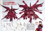 Extreme Gundam Ignis Rephaser EXA VS