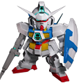 Unit b gundam age-1 normal