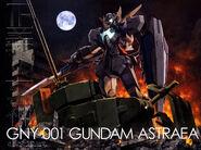 GundamAstraea Tieren tomotake kinoshita