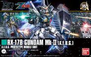 HGUC Gundam Mk-II