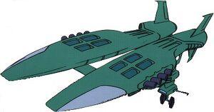 Papua class (Gundam)