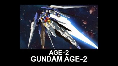 MSAG16 GUNDAM AGE-2 (from Mobile Suit Gundam AGE)