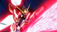 Gundam X Maoh with Maoh Sword