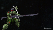 Gunner ZAKU Warrior 02